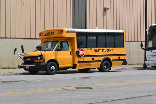 Illinois School Buses - an album on Flickr