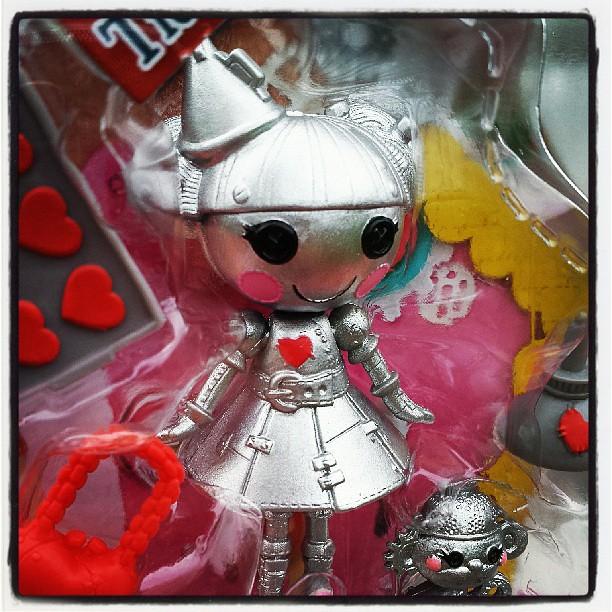 Lalaloopsy Mini Tinny Ticker