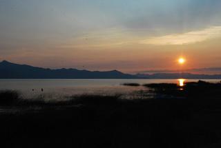 Skondra Lake, Albania