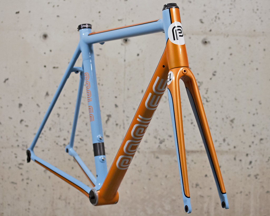 Z Zero Custom Gulf Racing Colors Parlee Cycles Flickr