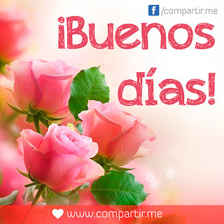 Frases De Amor Rosas Con Mensaje De Buenos Días Para Face