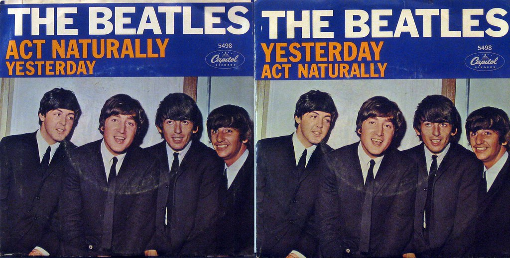 beatles yesterday | Another one I purchased new  | adrian's page too