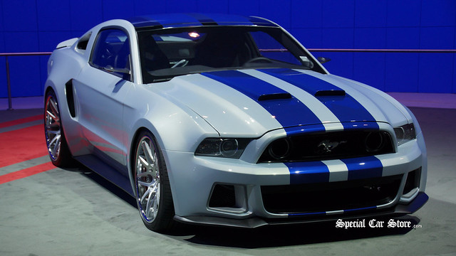 The Petersen Automotive Museum Presents Mustang Madness