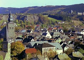 Attendorn, Germany (Film scan) 1979