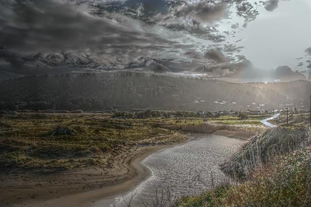 Playa de San Jorge&Vila de Area