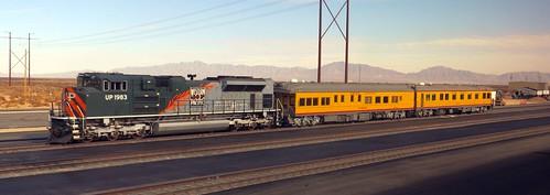 usa newmexico train unionpacific locomotive deming 2014 westernpacific amtraktrip sunsetlimited
