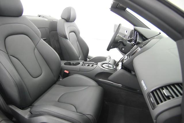 2014 Audi R8 White