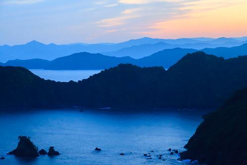 sunset japan 日本 kochi 高知県 須崎市
