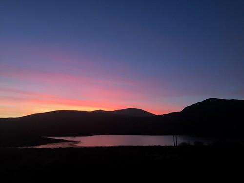 ireland water sunrise donegal inishowen