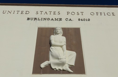 Post Office 94010 (Burlingame, California)