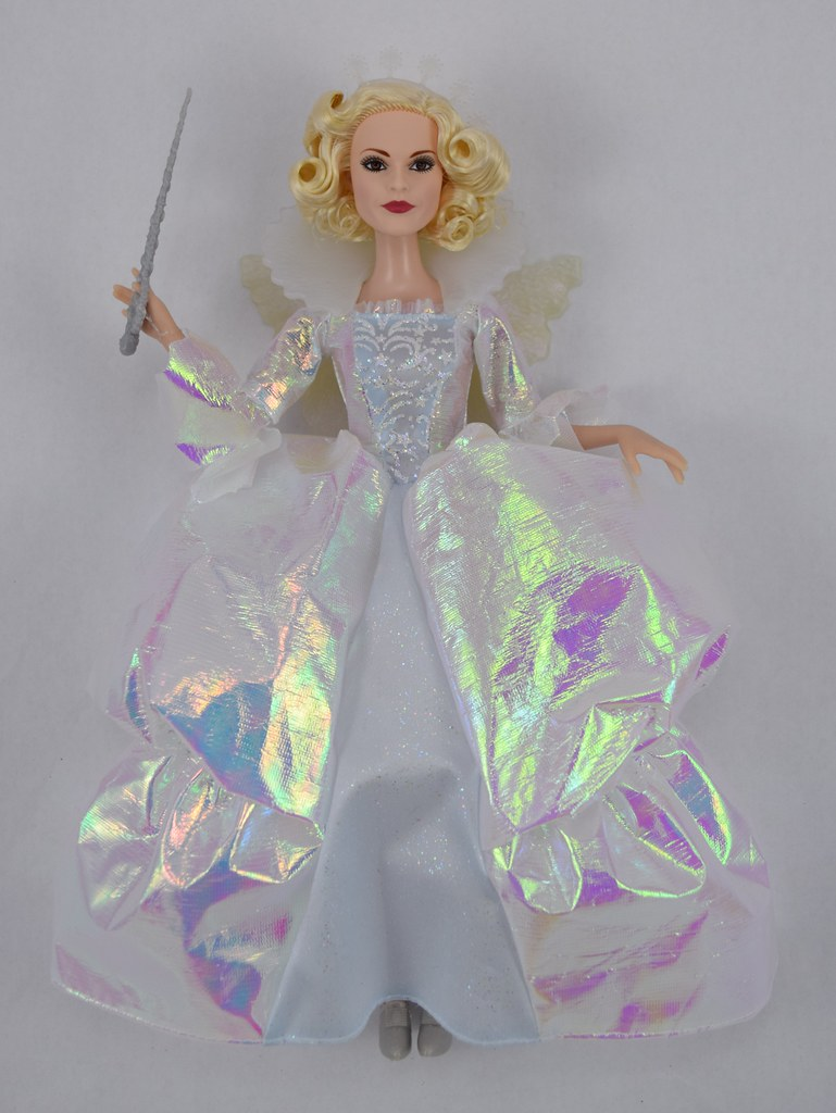 NEW Disney Cinderella Movie Fairy Godmother Doll Outfit Iridescent Wings ONLY
