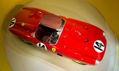 1956 Ferrari 290 MM Scaglietti Spyder #0628 MO 49 - Museo Enzo Ferrari Maranello