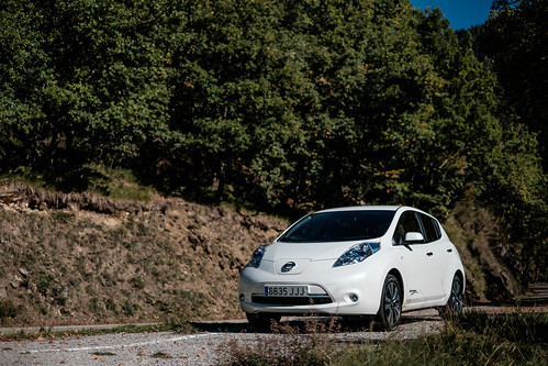 Nissan Leaf 2016 | by Janitors
