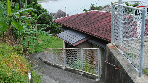 橋杭岩、弘法の湯   by taoweblog