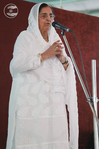 SNM Zonal Incharge, Kanta Mahindru from Orai, Uttar Pradesh