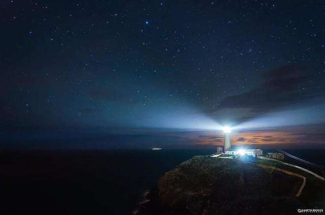 South Stack Lighthouse ~ Ynys Lawd (RSPB Reserve)