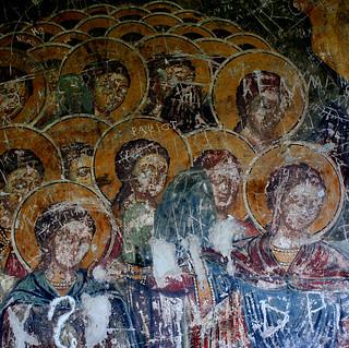 Les anges défigurés de Përmet