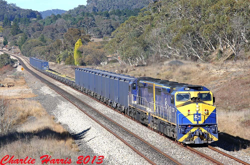 CFCLA C508 C507 on 1817 Marrangaroo 200mm sm on Saturday 15-06-2013 by Charlie Harris