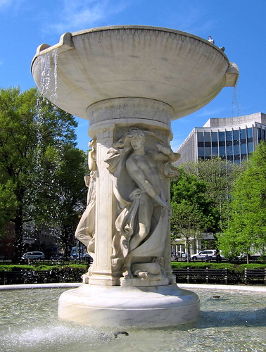 Dupont Circle fountain | by NCinDC