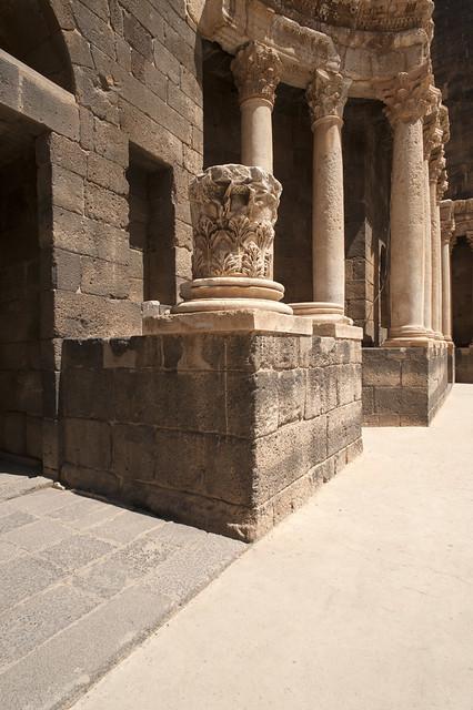 Bosra -VII: The Great Theatre