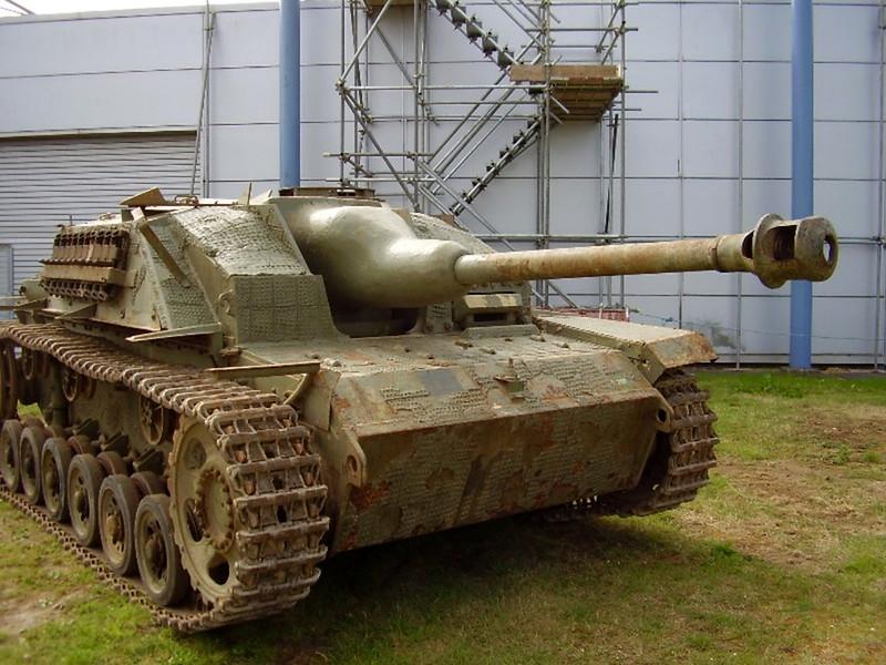 Sd kfz 142 (1)