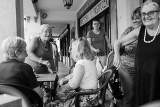 Elderly Girls just wanna have Fun I | by x1klima