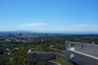 View of the Coast @ Getty Center | by Aram K