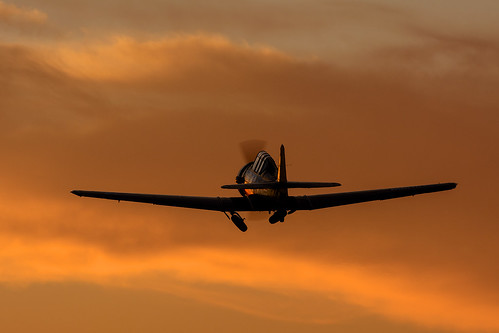 california sunset airport aircraft cable airshow socal texan t6 upland 2014 northamerican snj5 n7296c