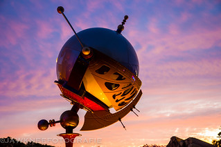 Astro Orbiter at Disneyland | by JawKneeFotografie