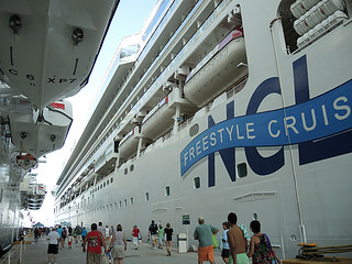 NCL Dawn and NCL Epic -3 | by KathyCat102