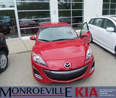 #HappyAnniversary to Judith Natalie Colker on your 2010 #Mazda #Mazda 3 from David Boldak  at Monroeville Kia!