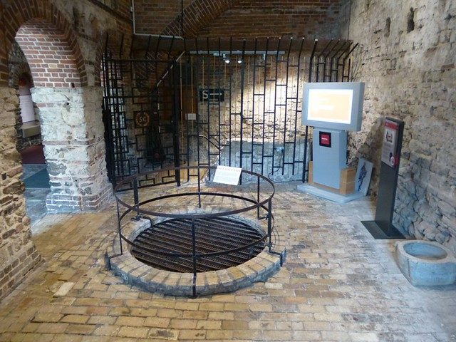 Colchester Castle well room