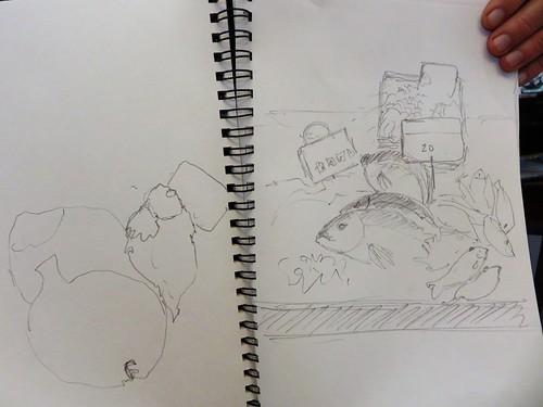 46e sketchcrawl 2015 01 31  040 (Copier) | by Marie France B