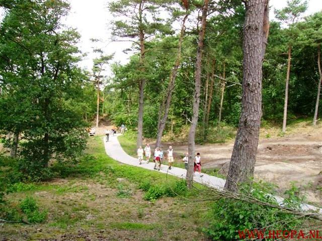 1e dag Amersfoort  40 km  22-06-2007 (47)