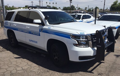 Scottdale Arizona Police- 2015 Chevy Tahoe PPV Photo