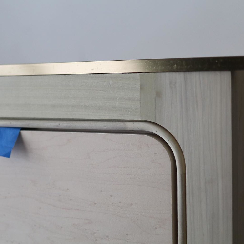 Cabinet D Architecte Nice nice detail from our #cabinet #maker inset flush drawer wi