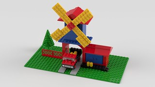 352 Windmill and Lorry | by SafePit