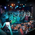 twisted pepper_DJ booth view