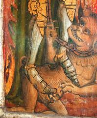 Powers (detail)  (15th Century)