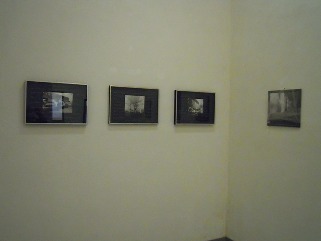 2011- Magazzini dell'arte, personale, Trapani