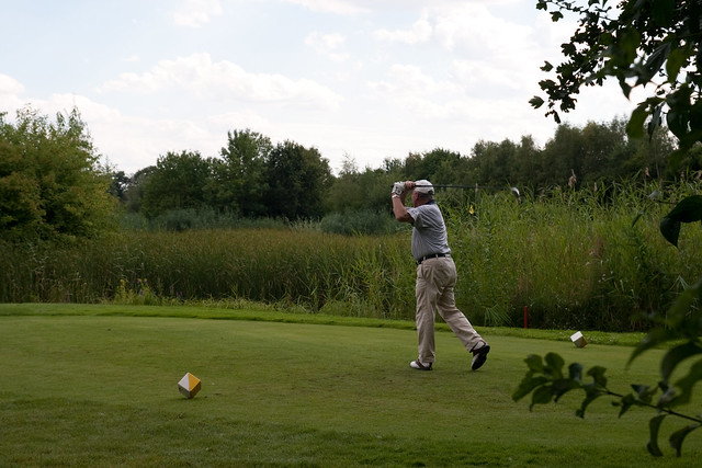 Leverkusener Golfplatz