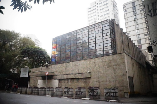 Private Synagogue in Sao Paulo | by photosam88