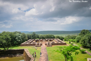 Sanchi Stupa  (19) | by travelling slacker