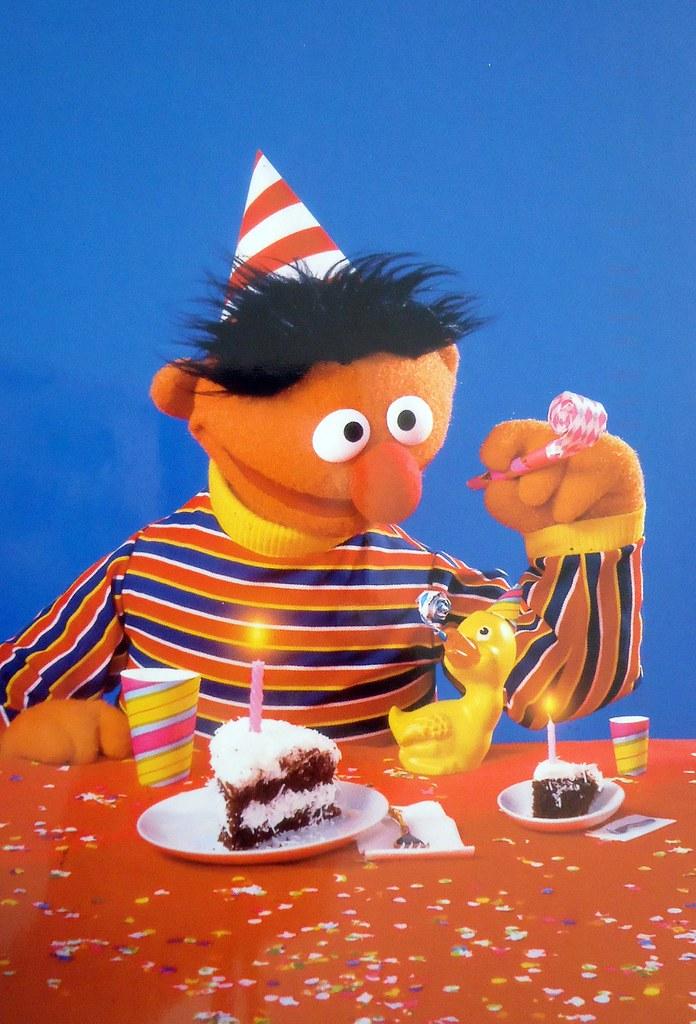Sesame Street - Happy Birthday Ernie | from Netherlands