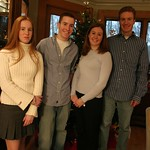 Sarah, Justin, Ashley, Me