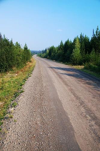Highway 20, West of Anahim Lake, Chilcotin, BC