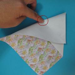 สอนวิธีพับกระดาษเป็นช้าง (แบบของ Fumiaki Kawahata) 006