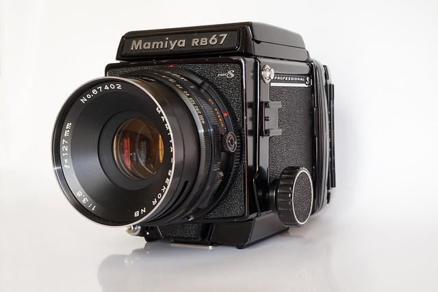 4902.Mamiya RB ProS