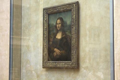 Louvre - Mona Lisa | by baerchen3176