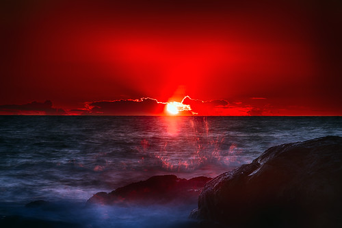 Red Sun   by ericwagner